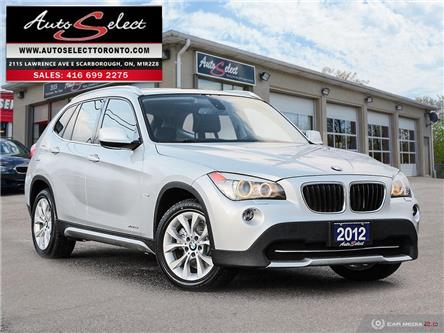 2012 BMW X1 xDrive28i (Stk: 12XWM61) in Scarborough - Image 1 of 30