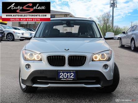 2012 BMW X1 xDrive28i (Stk: 12XWM61) in Scarborough - Image 2 of 30