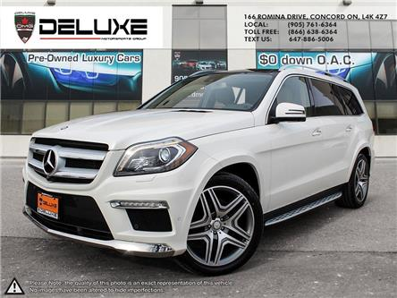 2016 Mercedes-Benz GL-Class Base (Stk: D0698) in Concord - Image 1 of 24