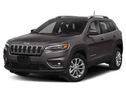 2020 Jeep Cherokee Trailhawk (Stk: L558125) in Surrey - Image 1 of 9