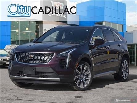 2020 Cadillac XT4 Premium Luxury (Stk: 3086614) in Toronto - Image 1 of 27