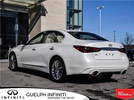 2018 Infiniti Q50  (Stk: IUP1987) in Guelph - Image 2 of 27