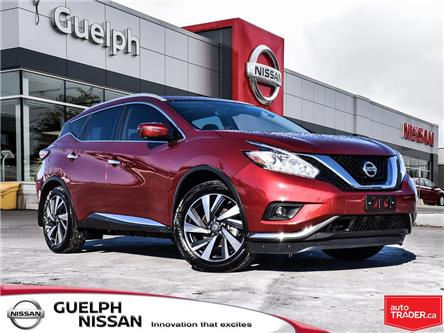 2018 Nissan Murano  (Stk: N20543A) in Guelph - Image 1 of 27