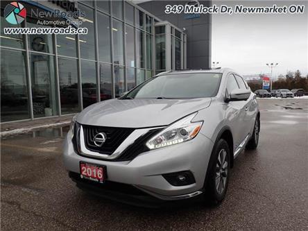 2016 Nissan Murano SL (Stk: 41403A) in Newmarket - Image 1 of 30