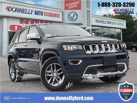 2017 Jeep Grand Cherokee Limited (Stk: CLDUR6062A) in Ottawa - Image 1 of 28