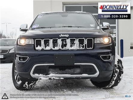 2017 Jeep Grand Cherokee Limited (Stk: CLDUR6062A) in Ottawa - Image 2 of 28
