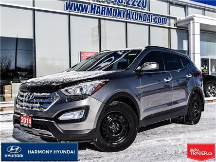2014 Hyundai Santa Fe Sport  (Stk: 20183A) in Rockland - Image 1 of 27