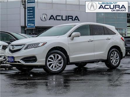 2016 Acura RDX Base (Stk: D481) in Burlington - Image 1 of 28