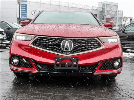 2019 Acura TLX Tech A-Spec (Stk: 4199) in Burlington - Image 2 of 29