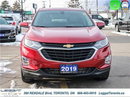 2019 Chevrolet Equinox LT (Stk: T11704) in Etobicoke - Image 2 of 28