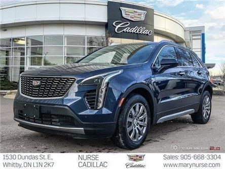 2020 Cadillac XT4 Premium Luxury (Stk: 20K056) in Whitby - Image 1 of 25