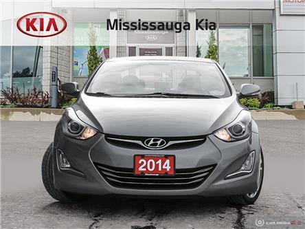 2014 Hyundai Elantra Limited (Stk: 6723P) in Mississauga - Image 2 of 27