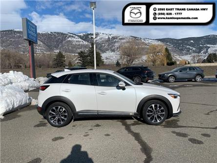 2019 Mazda CX-3 GT (Stk: ZL052A) in Kamloops - Image 1 of 33