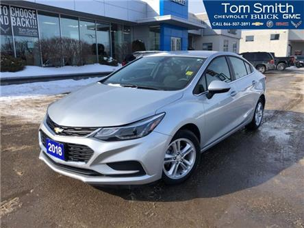 2018 Chevrolet Cruze LT Auto (Stk: 24741R) in Midland - Image 1 of 18