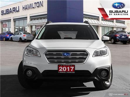 2017 Subaru Outback 2.5i (Stk: U1537) in Hamilton - Image 2 of 27