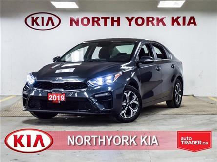 2019 Kia Forte  (Stk: P0198) in Toronto - Image 1 of 25