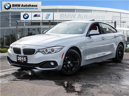 2015 BMW 428i xDrive Gran Coupe (Stk: 20309A) in Thornhill - Image 1 of 34