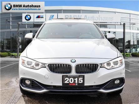 2015 BMW 428i xDrive Gran Coupe (Stk: 20309A) in Thornhill - Image 2 of 34