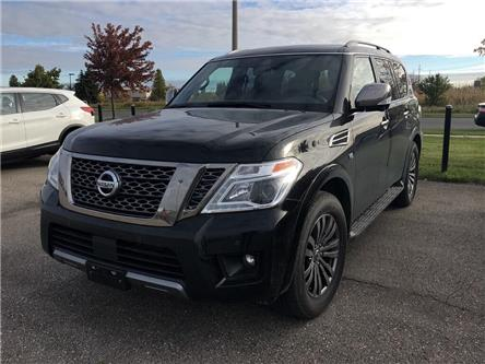 2019 Nissan Armada Platinum (Stk: M9917) in Scarborough - Image 1 of 26
