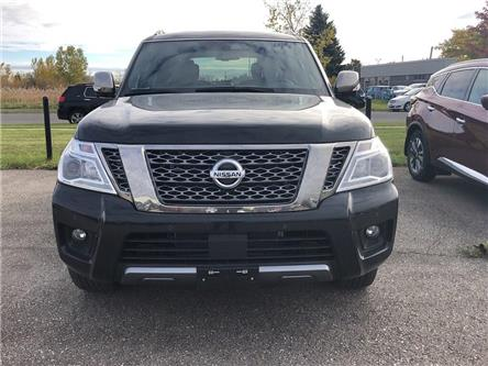 2019 Nissan Armada Platinum (Stk: M9917) in Scarborough - Image 2 of 26