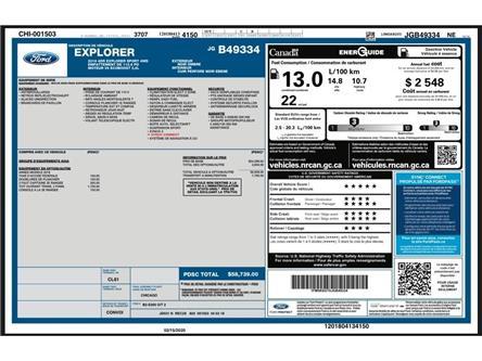 2018 Ford Explorer Sport (Stk: V9334) in Chatham - Image 2 of 21