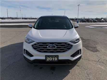 2019 Ford Edge SEL (Stk: S10469R) in Leamington - Image 2 of 23