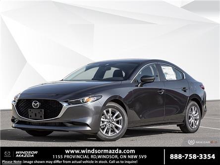 2019 Mazda Mazda3 GS (Stk: M31591) in Windsor - Image 1 of 23