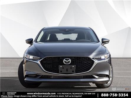 2019 Mazda Mazda3 GS (Stk: M31591) in Windsor - Image 2 of 23