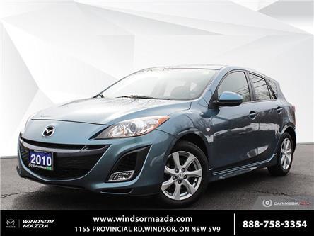 2010 Mazda Mazda3 GS (Stk: TR8251) in Windsor - Image 1 of 27