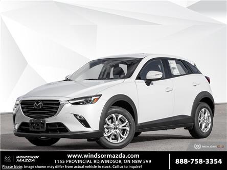 2020 Mazda CX-3 GS (Stk: C35542) in Windsor - Image 1 of 22