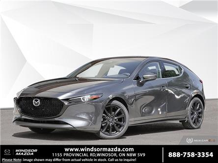 2020 Mazda Mazda3 Sport GT (Stk: M39678) in Windsor - Image 1 of 23
