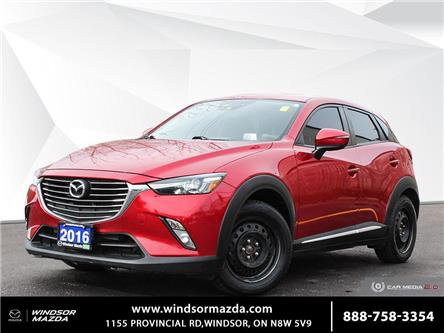 2016 Mazda CX-3 GT (Stk: TR7240) in Windsor - Image 1 of 28