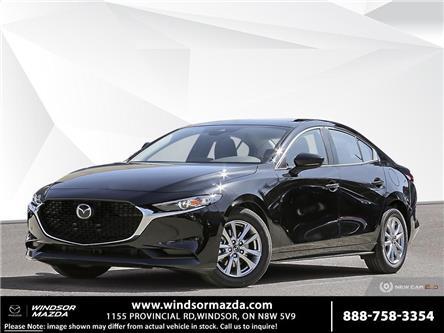 2019 Mazda Mazda3 GS (Stk: M38453) in Windsor - Image 1 of 23