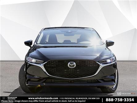 2019 Mazda Mazda3 GS (Stk: M38453) in Windsor - Image 2 of 23