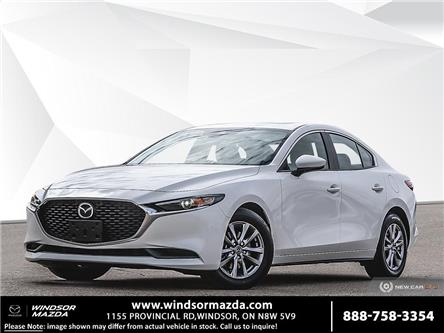 2019 Mazda Mazda3 GS (Stk: M34182) in Windsor - Image 1 of 23