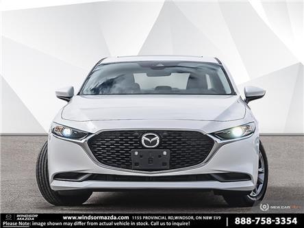2019 Mazda Mazda3 GS (Stk: M34182) in Windsor - Image 2 of 23