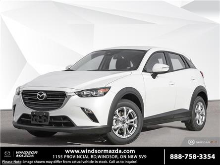 2020 Mazda CX-3 GS (Stk: C34318) in Windsor - Image 1 of 23