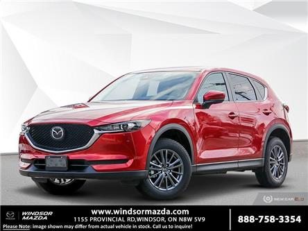 2020 Mazda CX-5 GS (Stk: C51935) in Windsor - Image 1 of 23