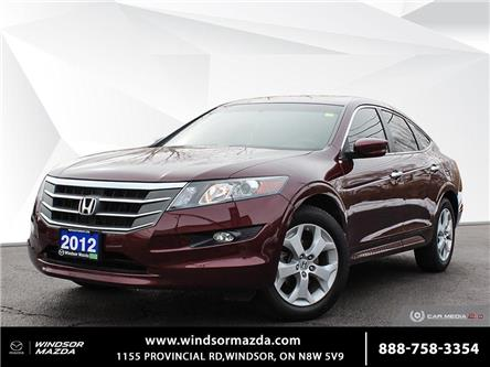 2012 Honda Crosstour EX-L (Stk: TR0597) in Windsor - Image 1 of 28