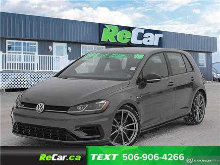 2018 Volkswagen Golf R 2.0 TSI (Stk: 191451A) in Saint John - Image 1 of 22