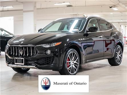 2017 Maserati Levante S (Stk: U4445) in Vaughan - Image 1 of 30