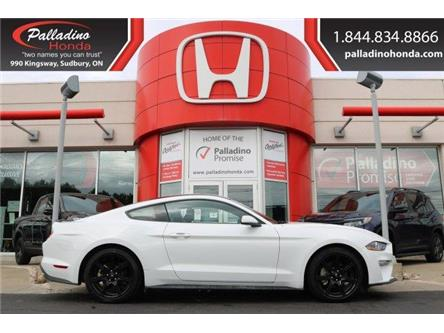 2018 Ford Mustang  (Stk: U9187B) in Greater Sudbury - Image 1 of 31