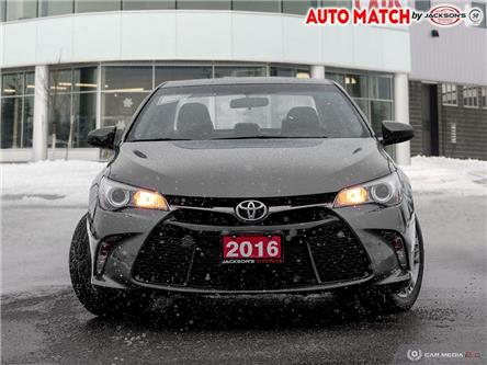 2016 Toyota Camry  (Stk: U2554) in Barrie - Image 2 of 24