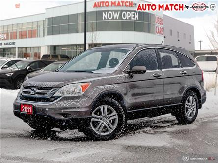 2011 Honda CR-V  (Stk: U0606C) in Barrie - Image 1 of 27