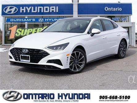 2020 Hyundai Sonata Luxury (Stk: 004394) in Whitby - Image 1 of 22