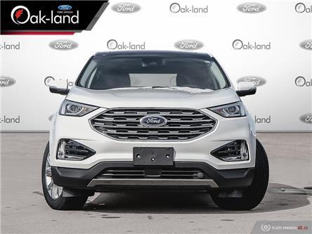 2020 Ford Edge Titanium (Stk: 0D026) in Oakville - Image 2 of 27