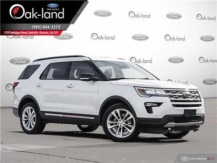 2018 Ford Explorer XLT (Stk: R3549) in Oakville - Image 1 of 26