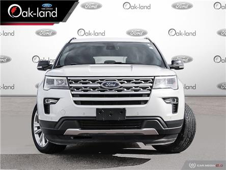 2018 Ford Explorer XLT (Stk: R3549) in Oakville - Image 2 of 26