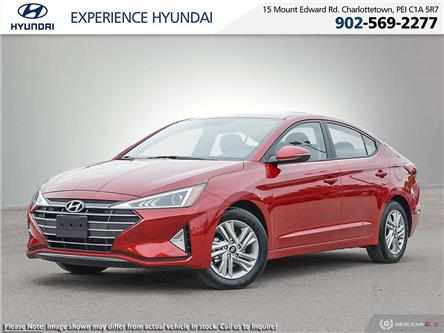 2020 Hyundai Elantra Preferred w/Sun & Safety Package (Stk: N352) in Charlottetown - Image 1 of 23