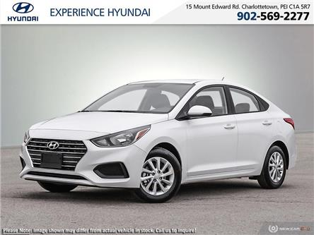 2019 Hyundai Accent Preferred (Stk: N190) in Charlottetown - Image 1 of 23